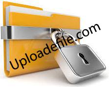رمزگذاری روی فایل ها در آپلود سنتر